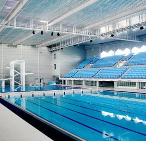 游泳馆网架